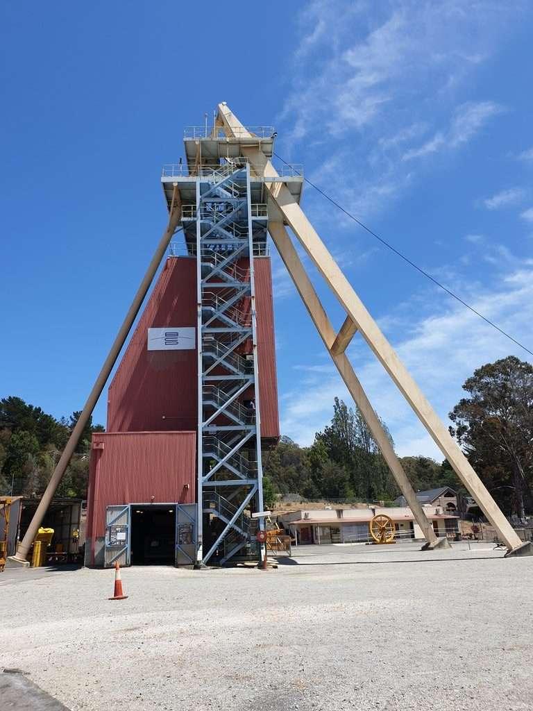 Beaconsfield Mine & Museum