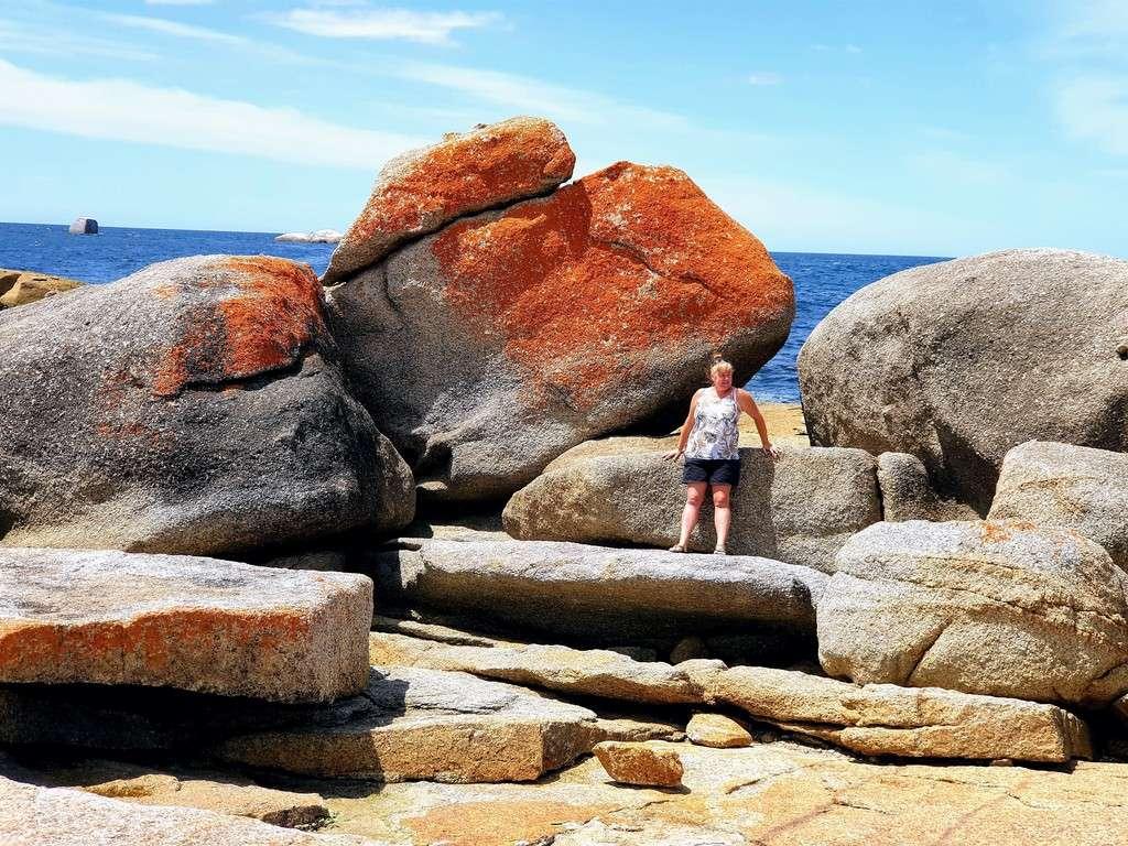 Bicheno Blowhole Tasmania