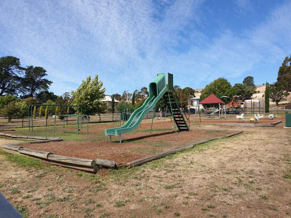 Hamilton Tasmania playground