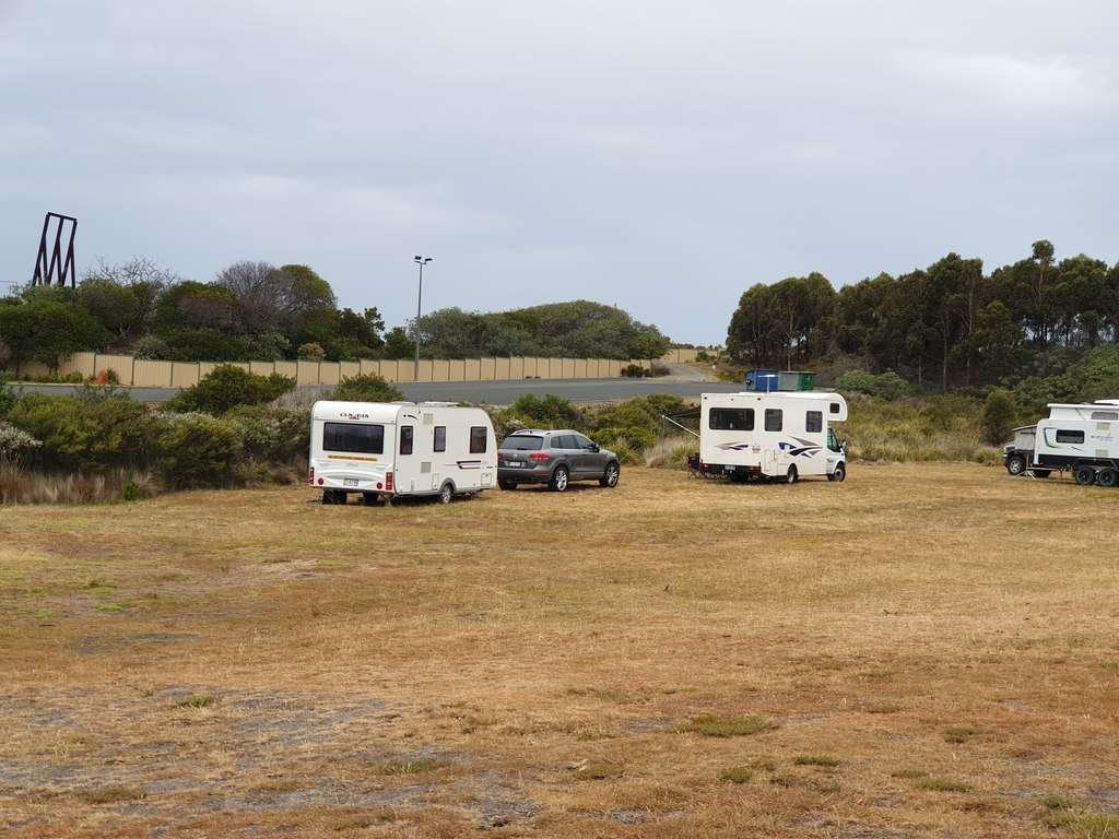 Iron House Brewery Tasmania caravan camping