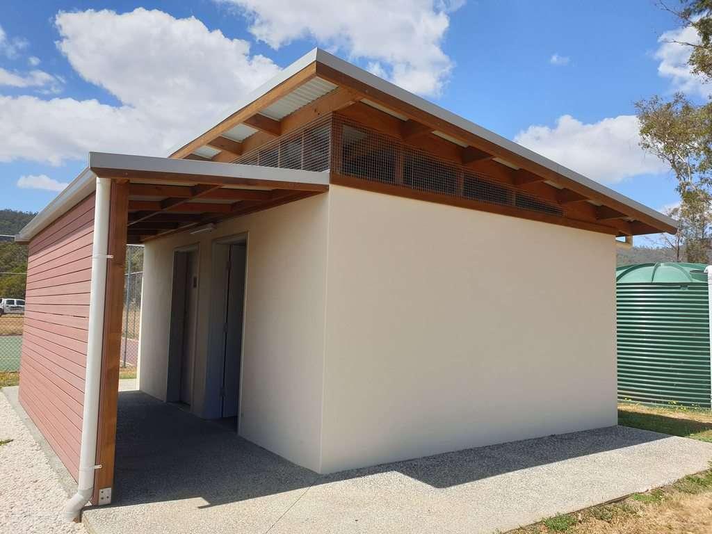 Pyengana Recreation Ground toilets