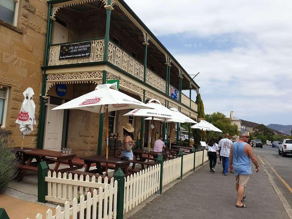 Pub Richmond Tasmania