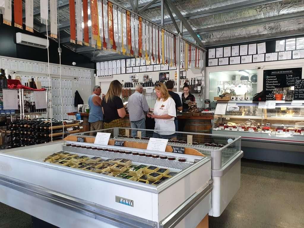 The Wicked Cheese Company  Richmond Tasmania