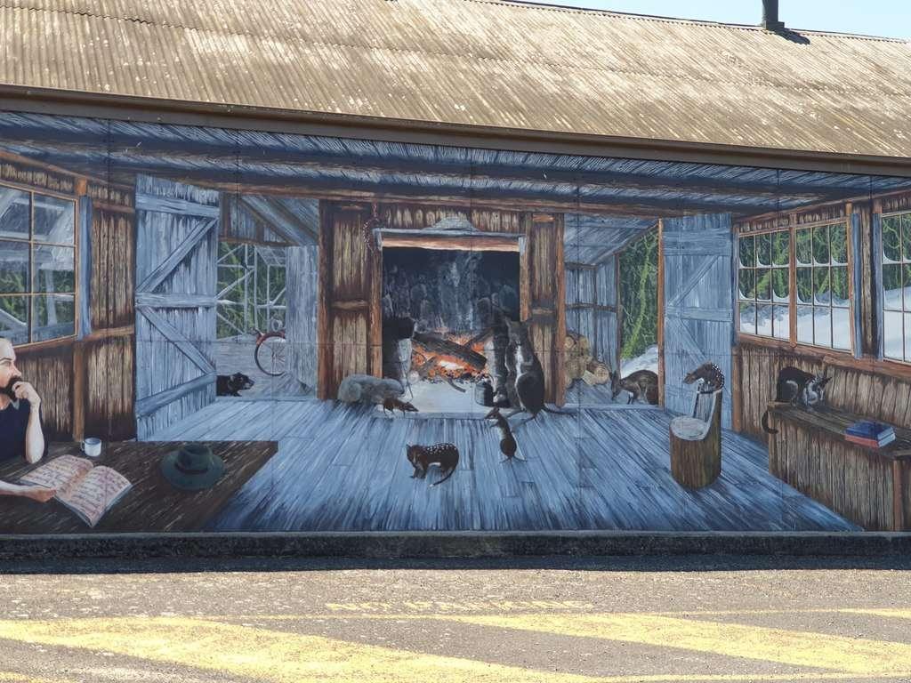 Sheffield Tasmania wall art
