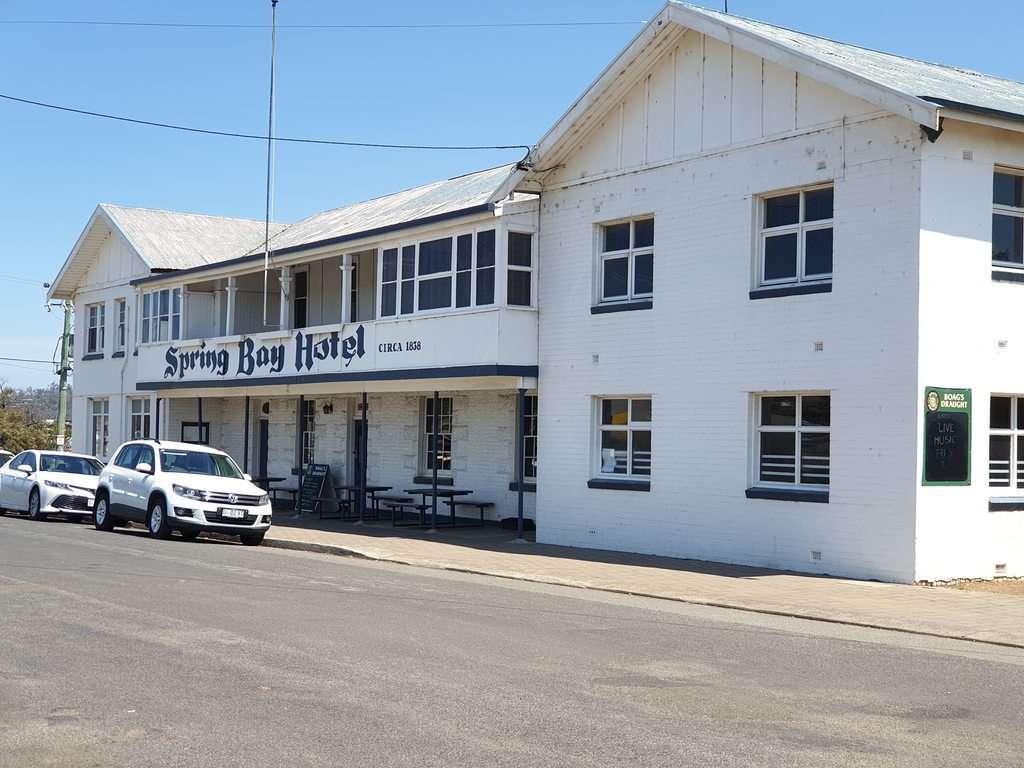 Spring Bay Hotel Triabunna Tasmania