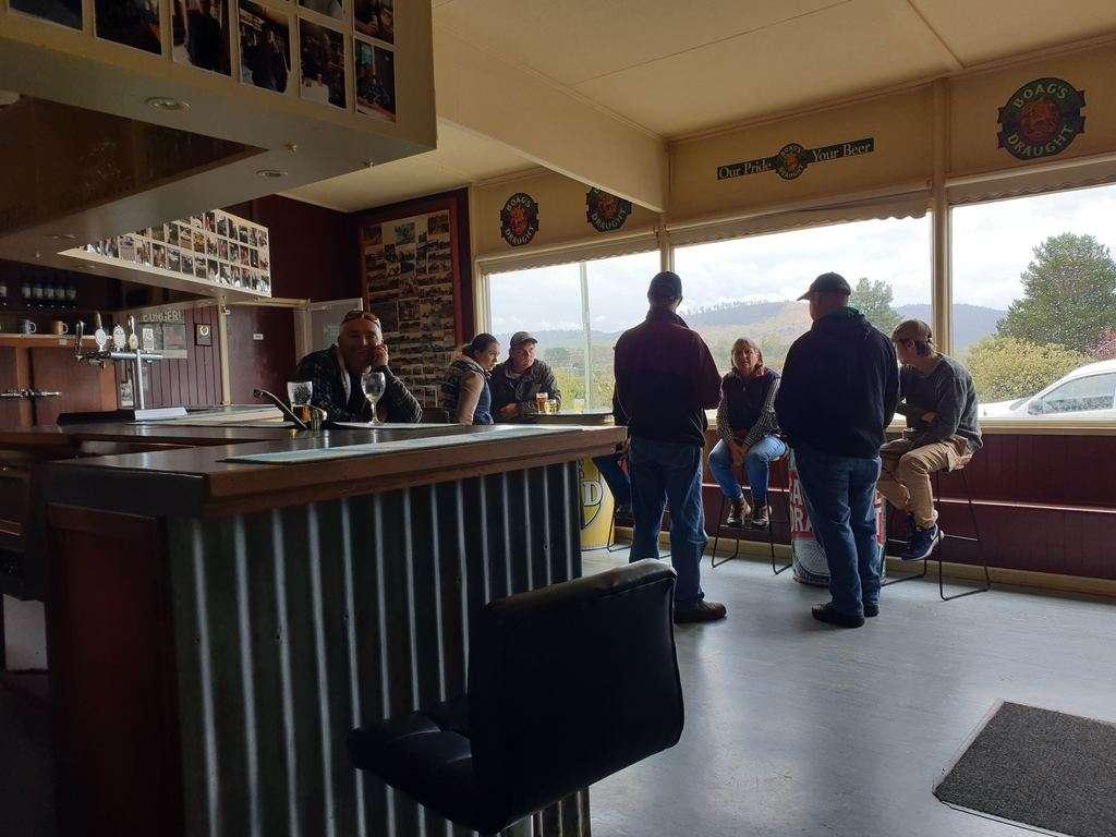 Ye Olde Buckland Inn Tasmania