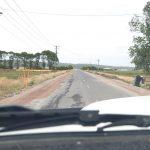 Tassie Road works