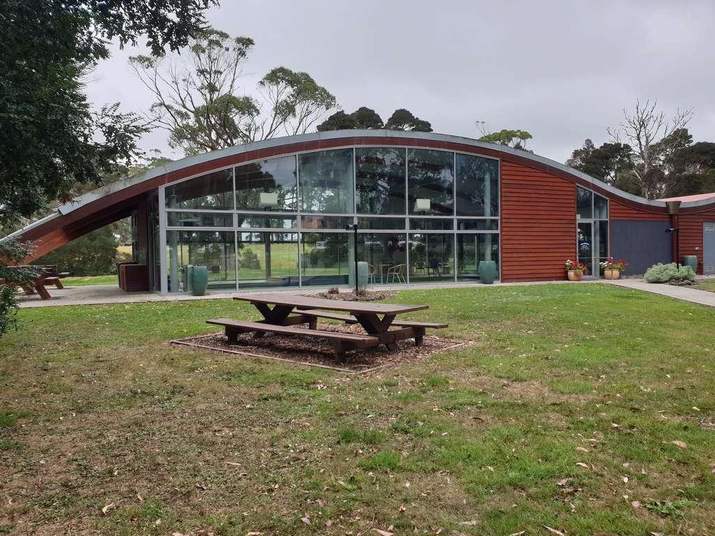 Tall timbers Smithton Tasmania swimming pool