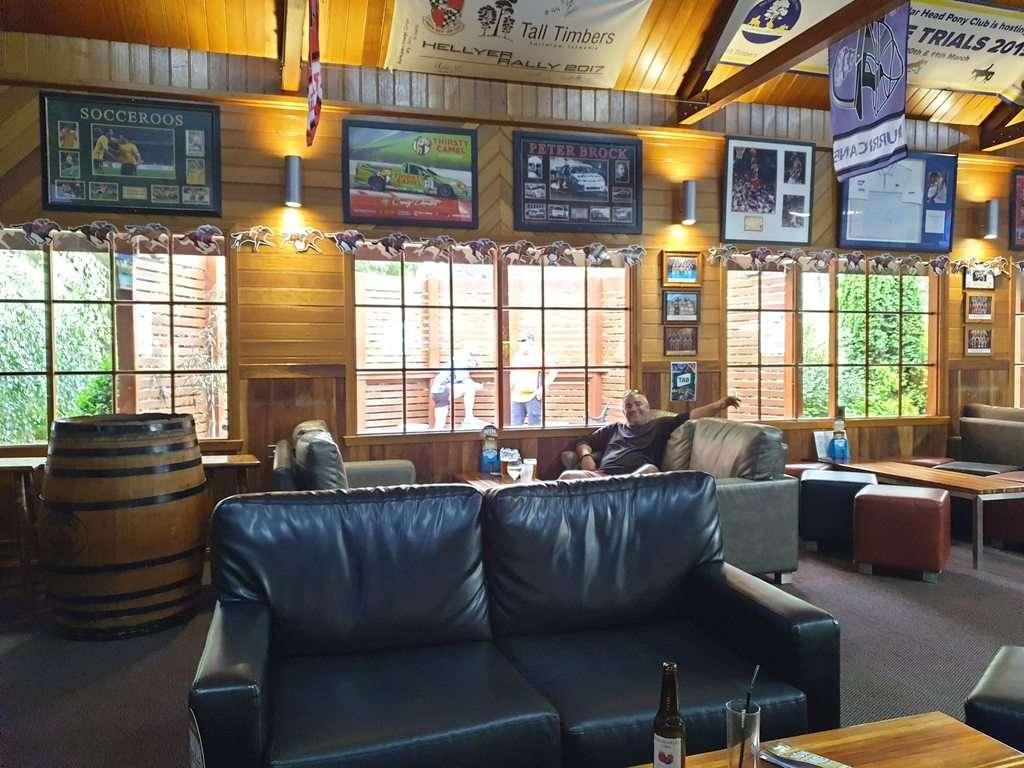 Tall timbers Smithton Tasmania bar