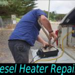 diesel heater repais