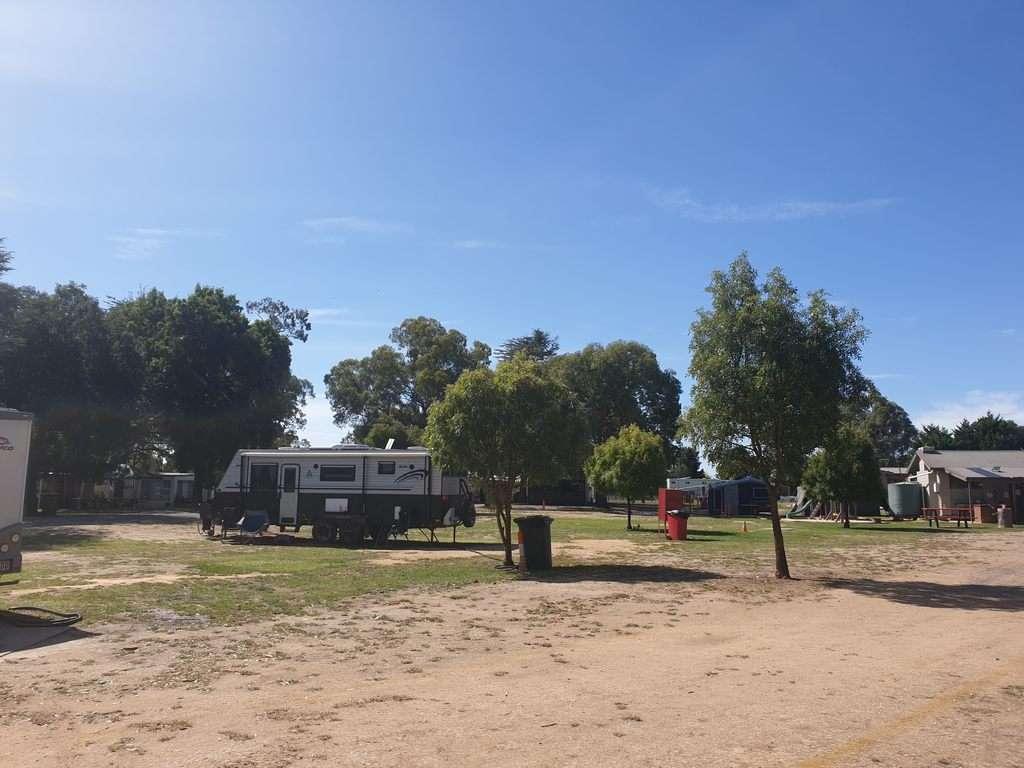 Avoca Caravan Park Victoria