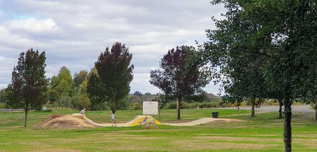 Haddon lions park Victoria skate park