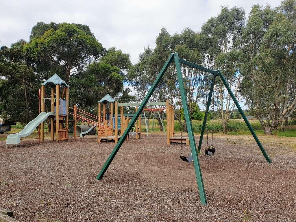 Haddon lions park Victoria playground