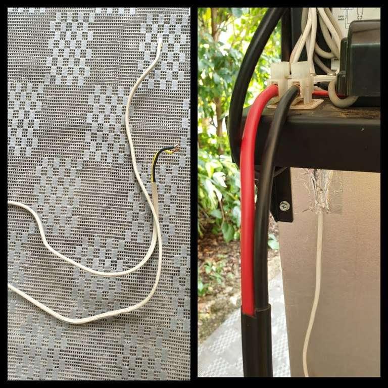 Jayco Fridge Wiring & New Ones