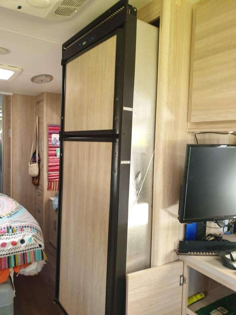 218 liter Waeco RPD218 compressor caravan fridge