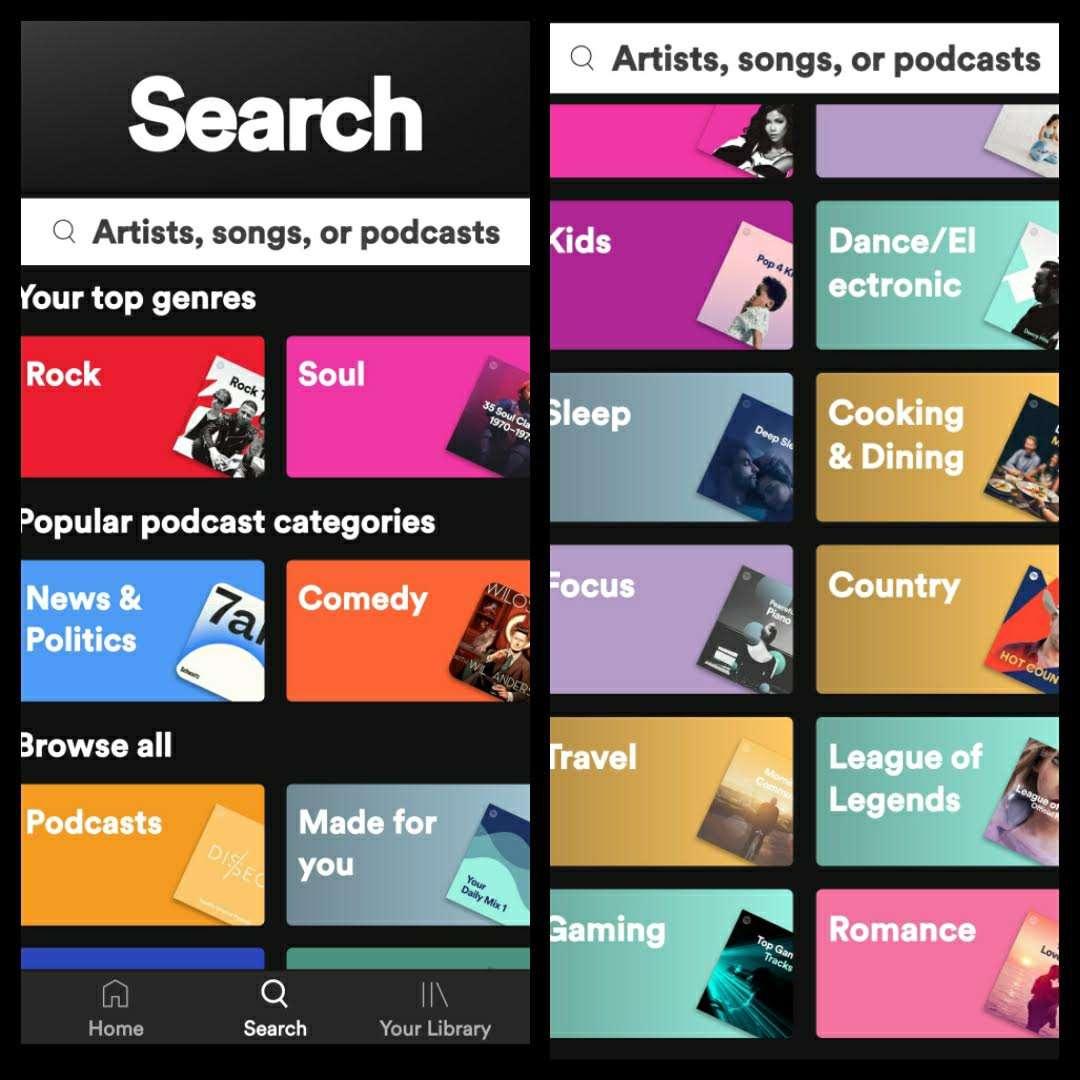 Travel app music