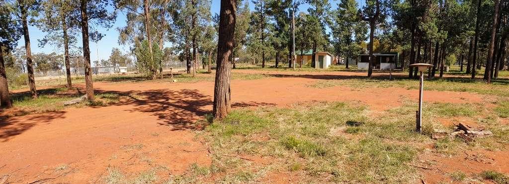 Burcher Donation Camp NSW
