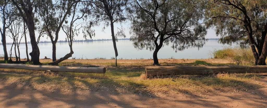 Lake Cargelligo nsw camping area dead mans camp caravan camping rv