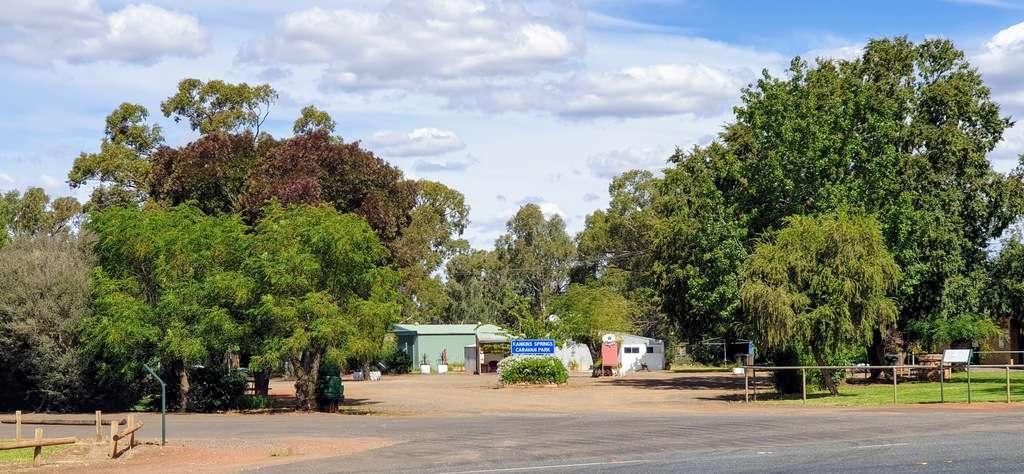 Rankins Springs Caravan Park