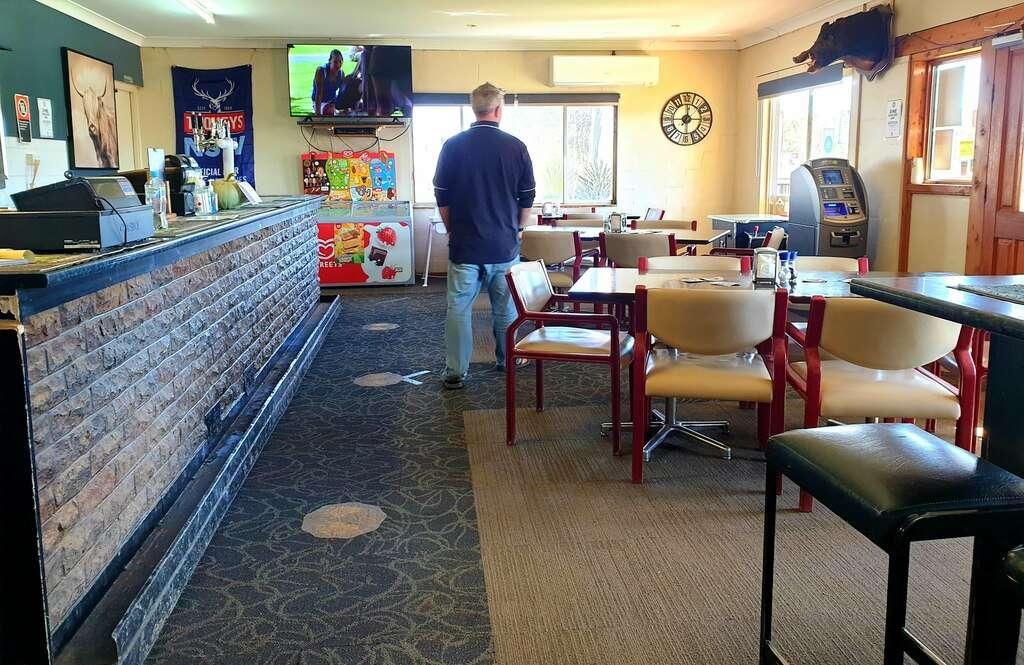 Hermidale Hotel Bar