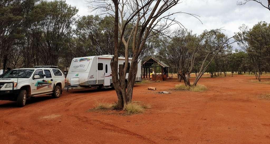 Mulga creek hotel pub camping caravan park new south wales nsw