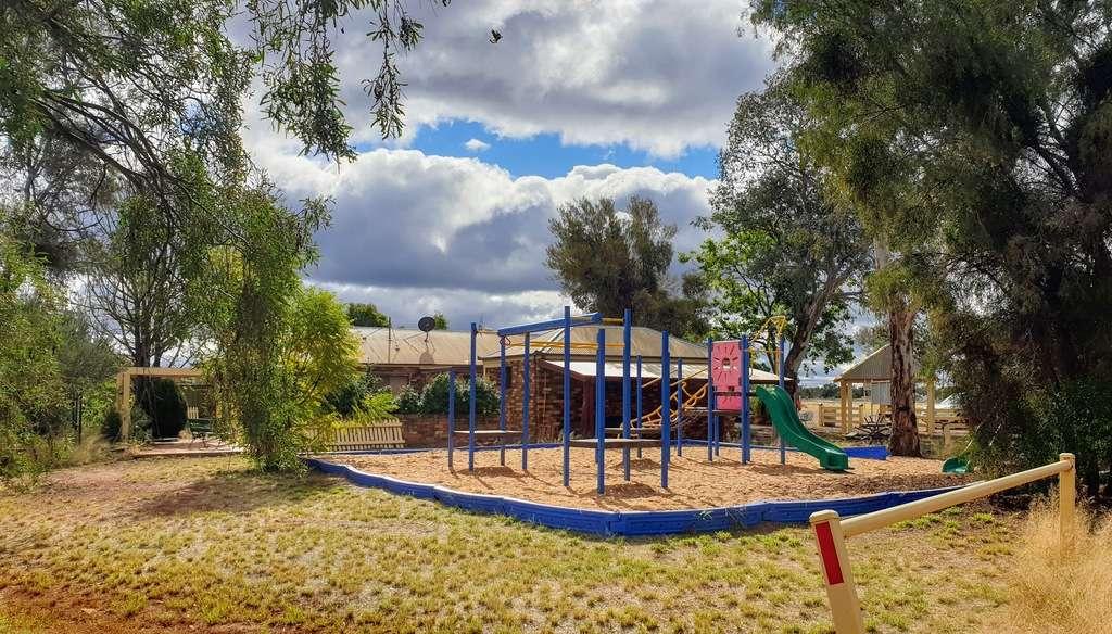 Mulga Creek Hotel playground