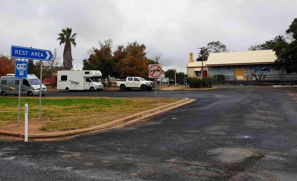 Nyngan Free Camp NSW