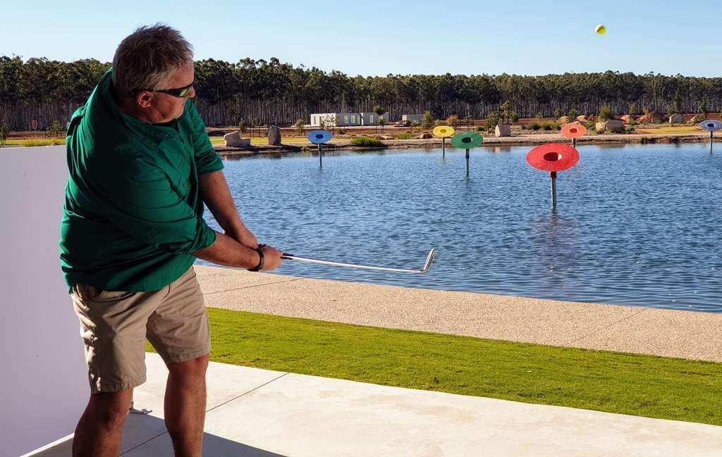 Witton Malt House NSW golf full time caravanning